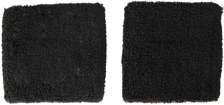 KIMISS 1 Pair Universal Black Reservoir Tank Cover Sock Car Reservoir Brake Clutch for Preventing the Fluid Loss NISMO