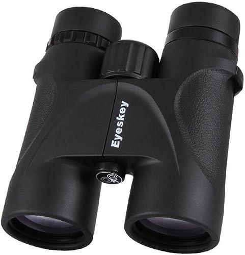 LXYFMS Télescope étanche 10x42 Haute Définition à Double Tube pour L'azote Télescope