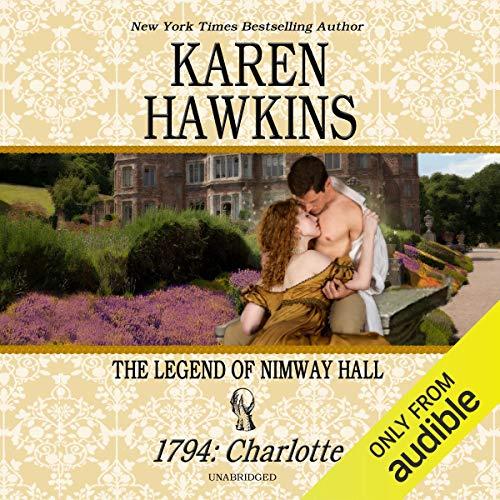 1794: Charlotte audiobook cover art