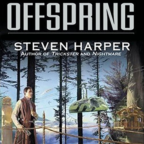 Offspring audiobook cover art