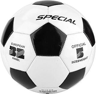 Tbest best best PVC fotboll, storlek 5 svart vit fotboll fotboll fotboll student team training barn lek