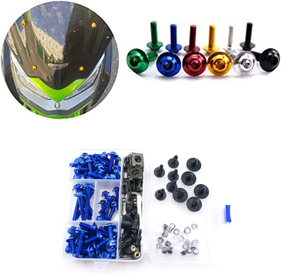 For Suzuki Katana 600 750 1998-2007 We OFFer at cheap prices Fairing Complete Kit Bolt Factory outlet Bo