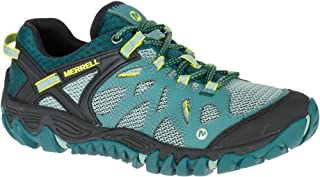 Women's All Out All Out Blaze AERO Sport Hiking Shoe, Sea Pine, 8 M US