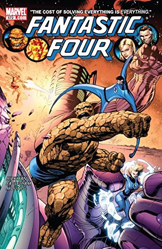 Fantastic Four (1998-2012) #572 (English Edition)