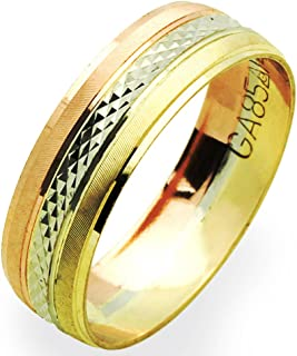 Amazon.com: anillo de oro