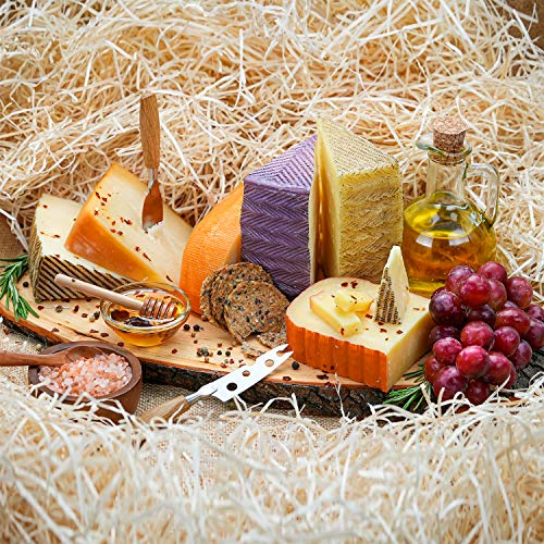 Marky's Spanish Cheese Assorted Gift Box – 6 Cheeses Sampler – Aged Iberico, Idiazabal DOP, Manchego, Mahon Semicurado, Mahon Curado DOP, Murcia Al Vino - Only Cheese is Included