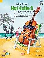 Hot Cello 2: 16 Easy Pop Pieces in 1st - 4th Position. Violoncello (2. Violoncello ad libitum). Ausgabe mit CD.