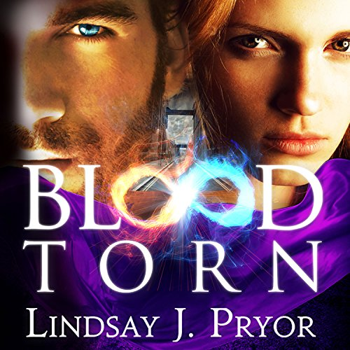 Blood Torn audiobook cover art