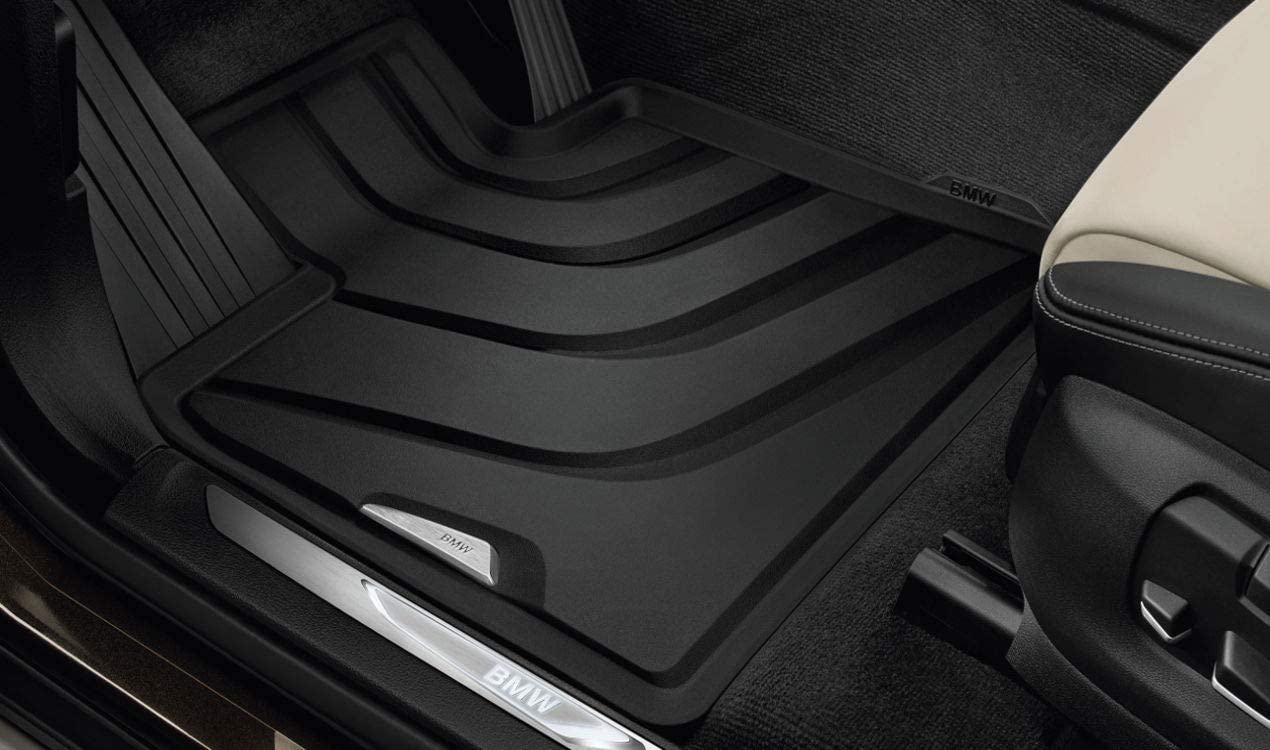 BMW 51472458439 All-Weather Floor Mats F15 Set F16 and of X5 Store X6 High material
