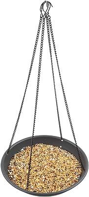 "pranovo Bird Seed Catcher Tray Platform Feeder Hanging Tray Outdoors Backyard Garden (11"")"