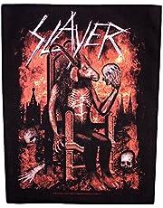 SLAYER - Parche, diseño de demonio en trono
