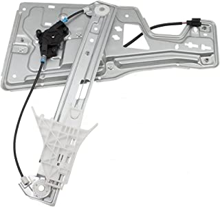 LKQ Rear Power Window Regulator Without Lift Motor Left Driver Side HY1550104
