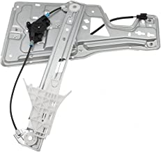 Drivers Front Power Window Lift Regulator w/Motor Assembly Replacement for Chevrolet Equinox Pontiac Torrent 88980891 88980987