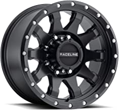 Raceline Wheels Rim CLUTCH MATTE BLACK 20X10 8X170-19mm