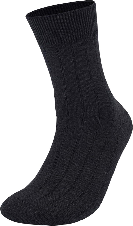 Soft Modal Cotton Work Crew Socks Athletic Boot Hiking Sweat Absorption ventilationTrue Classic 6 Pairs