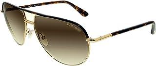 7c22e0d9cc Amazon.com  Tom Ford men s aviator sunglasses - Men  Clothing