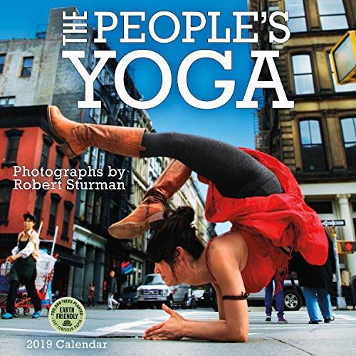 The People's Yoga 2019 Wall Calendar