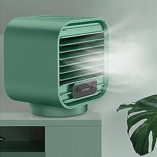 Ventilateur de Refroidissement sans Fil, Ventilateur dhumidification dair deau SUNASQ, humidificateur de Refroidisseur dai...