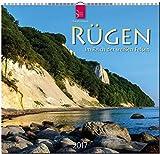 RÜGEN - Im Reich der weißen Felsen - Original Stürtz-Kalender 2017 - Mittelformat-Kalender 33 x 31 cm