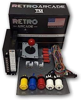 Jamma 60-in-1, Mame, Retro PI Classic Arcade Multigame-Multicade Arcade Game Control kit