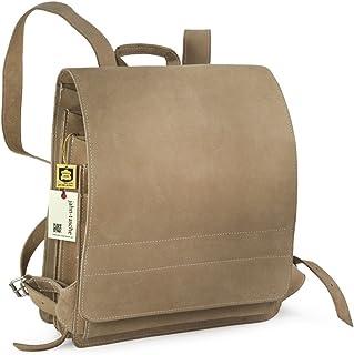 bcd3f13d8623b Sehr Großer Lederrucksack Lehrerrucksack Größe XL aus Leder
