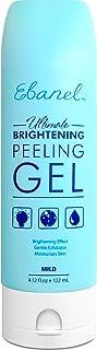 Ebanel Exfoliating Face Scrub Peeling Gel Mild, 4.12 oz (122 ml)