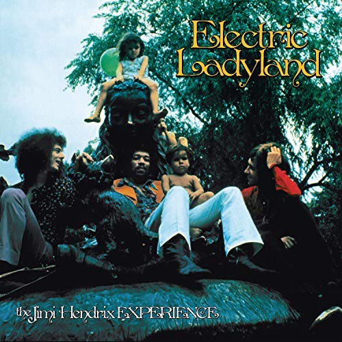 Electric Ladyland - 50Th Anniversary [Vinilo]
