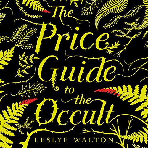 The Price Guide to the Occult Titelbild