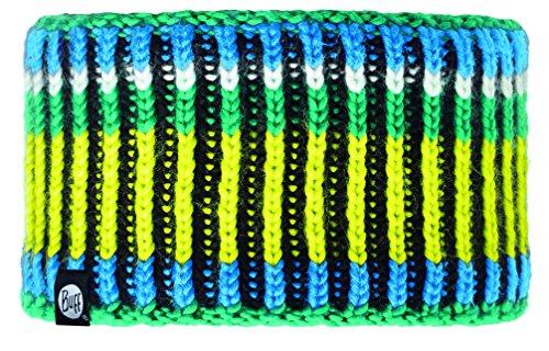Buff Foulard Multifonction Knitted Bandeau Polaire pour Adulte Bleu Taille Unique 111060.00 Troy
