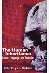 The Human Inheritance: Genes, Languages, and Evolution Hardcover
