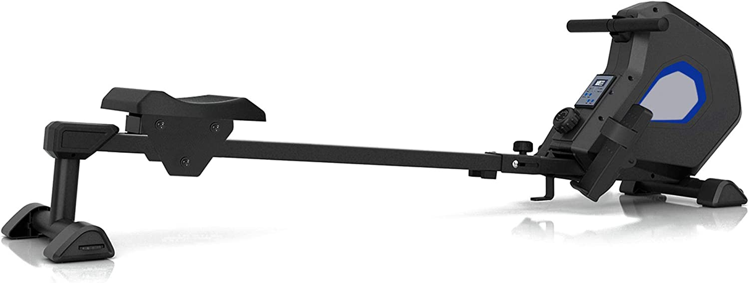 Merax Rowing Machine Magnetic 数量限定アウトレット最安価格 Rower Home 8-L 蔵 with Exercise