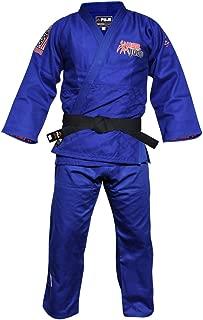 Fuji Sports Single Weave USA Judo Gi
