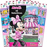 Paper Magic Minnie Mouse Valentine Exchange Cards 32 Count