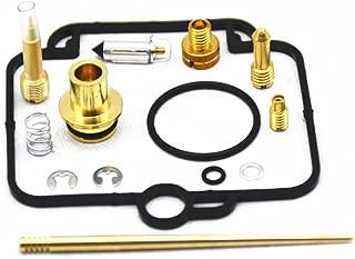 Carbman Carburetor Carb Repair Rebuild Kit for Polaris Sportsman 500 HO 2001 2002 ATV