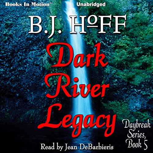 Dark River Legacy audiobook cover art