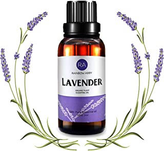 Lavender Essential Oil 30ml - 100% Pure Aromatherapy oil for Diffuser, Perfumes, Massage, Skin Care, Soaps, Candles