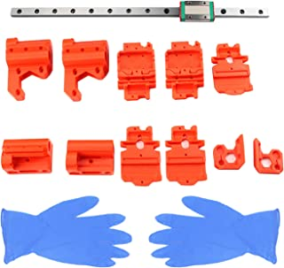 gazechimp 1 Set X UM-x-i-s Kit Suporte de Trilho de Guia Linear Slide Rolamento de Bloco para Prusa mk3s com Alta Qualidade