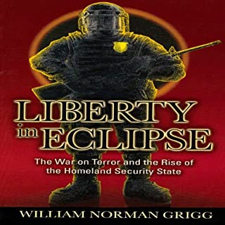 Liberty in Eclipse audiobook cover art