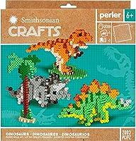 Perler 80-54347 スミソニアン 恐竜 3D ビーズキット 2000ピース