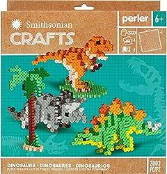3. Perler Smithsonian Dinosaurs 3D Beads Kit (2000pcs)