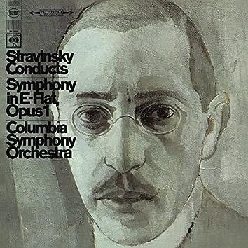 Stravinsky: Symphony in E-Flat Major, Op. 1