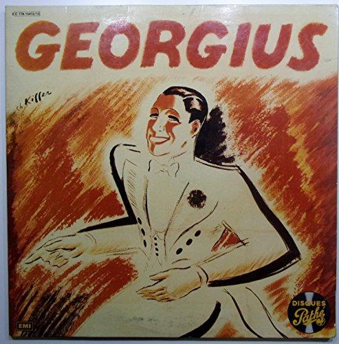 Georgius: La plus bath des javas + 23, 2 Vinyles réedition 1976 LP 33 tours Pathé 2C178154 12/13