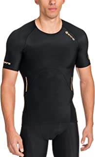 SKINS Men's A400 Compression Short Sleeve Top