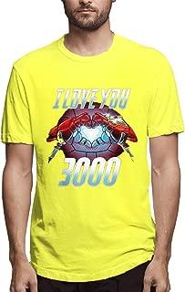 Jocper Te Amo Camiseta de Las señoras del Hombre 3000 Veces