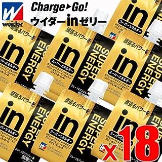 【18個】ウイダーinゼリー スーパーエネルギー 120gx18個(4902888727184-18)