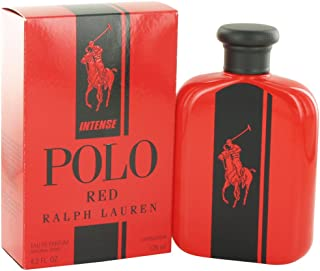 Ralph Lauren Polô Red Intense Eau De Parfum Spray, for Man EDP 4.2 fl oz, 125 ml
