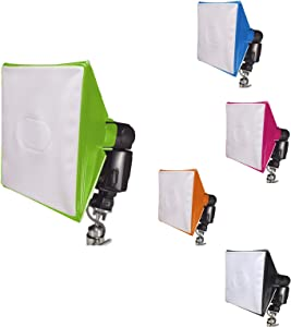 LumiQuest Softbox III With UltraStrap  Neon Green...