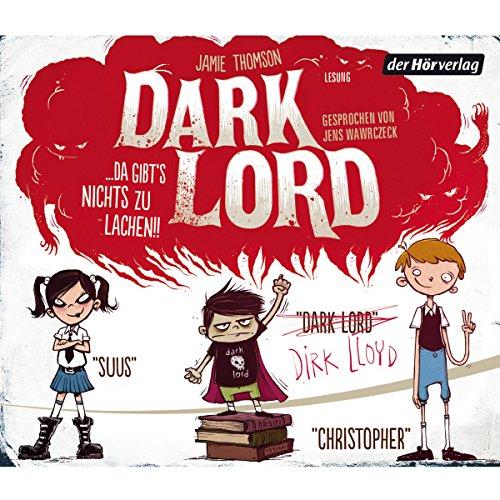 Dark Lord... da gibt's nichts zu lachen!! Titelbild