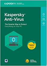 Kaspersky Antivirus security 2019 1 PC Device 1 year Global Key (Email Delivery)