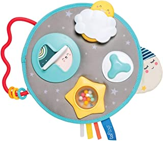 Taf Toys Mini Moon Activity Center for Babies. Baby's Activity and Entertaining take-Along Center. Soft Colors to Keep Bab...